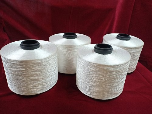 White Polyester 150/2 Catonic Lichi Yarn for Textile Industry
