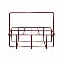 Metalic Glass Stand