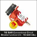 Circuit Breaker Lockout Tie Bar