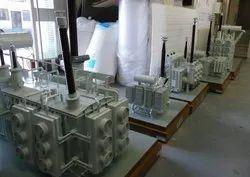 Transformer exhibition models