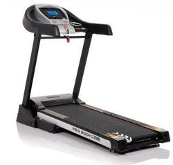 Motorized Treadmill With Shock Absorbers 512