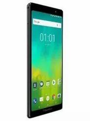 Black Blackberry Evolve Mobile Phone