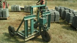 Mild Steel Pallet Trolley