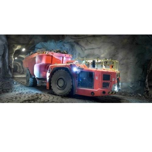 Sandvik TH663i 565 kW Underground Truck - Sandvik Asia