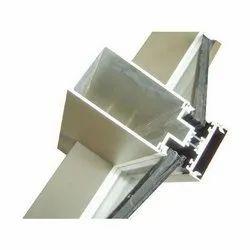 Aluminium Structural Glazing Profile