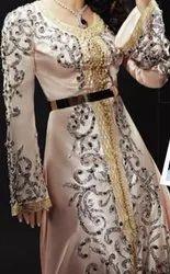 Silk Moroccan Kaftan
