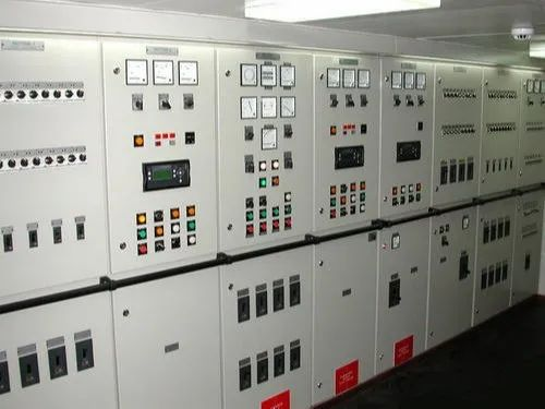 Mild Steel Single Phase Power Distribution Panel, Automation Grade: Automatic