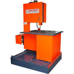 Tyre Cutting Vertical Band Saw Machine