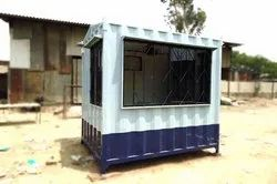 Portable Toll Booth Cabin