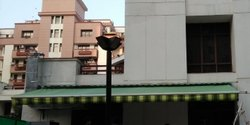 Outdoor PVC Terrace Awning