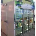 Display Chiller Freezer