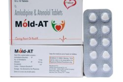 Amlodipine Atenolol Tablets
