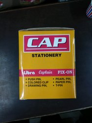 SS Plastic and Iron Cap Stationery