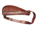 Vintage Leather Waist Pouch