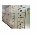 Automatic Aluminium Industrial Mcc Control Center Panel, 380 V