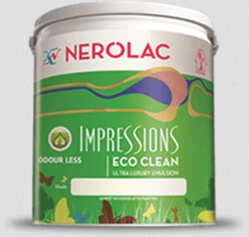 Green ImpressionsEco Clean Nerolec Paint