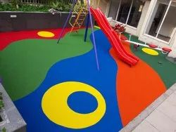 Kids Area EPDM Flooring