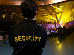 Unarmed Male Event Security Services
