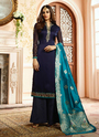 Party Wear Palazzo Suits