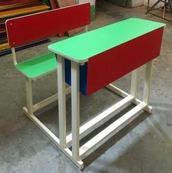 Multi Color For Senior Class Dual Desk