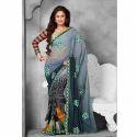 Ladies Shaded Saree