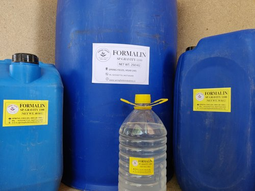 Formalin Chemical - Pure & Best Quality