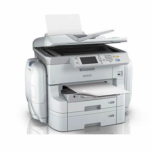 Epson Rips Business Inkjet Printers - Epson Work Force Pro WF-R8591