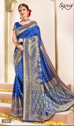 Stylish Fancy Designer Wear Sarees