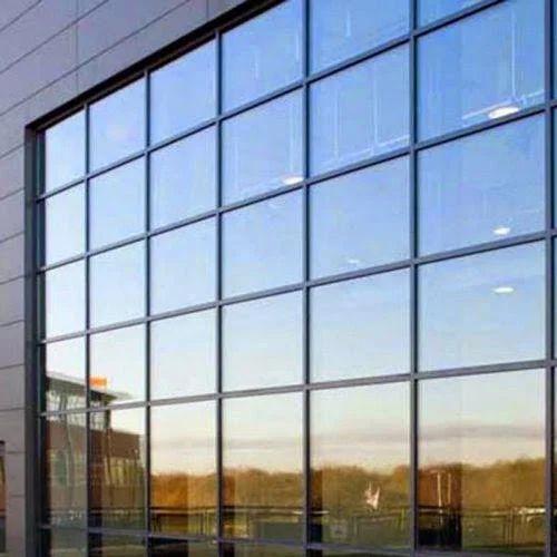 Curtain Wall Glazing Glass Glazing In Edayarpalayam
