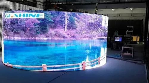 P4 81 P3 91 for Concert Stage Background LED Video Wall