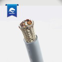 Fiber Glass Breaded Copper Wire