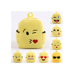 Emoji Smiley Pattern Emoji Bag