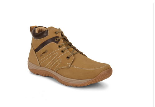 RC3425 RUST Mid Ankle Casual Shoes