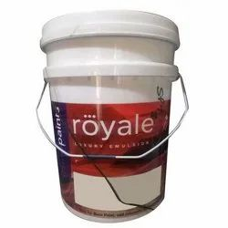 Asian Paints Royale Luxury Emulsion Paints, Packaging Type: Bucket, Packaging Size: 20 L