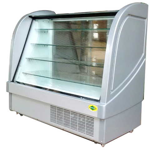 Cpz4-g Display Pastry Cabinet Western - Western Refrigeration ...