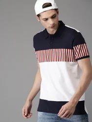 Multi Polo T-Shirts