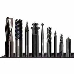 Silver Solid Carbide Cutting Tools, For Vmc Machine