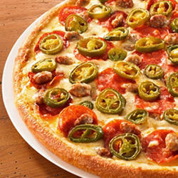 Garlic Suprem Large Veg Pizza
