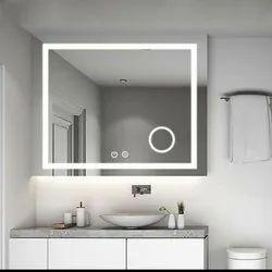 Bathroom LED Glass Mirror