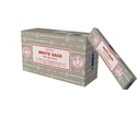 Satya  White Sage   Incense Sticks 15 gram pack
