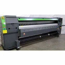 Konica Minolta Flex Banner Printing Machine