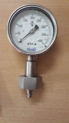 Homogeniser Pressure Gauge With Nut