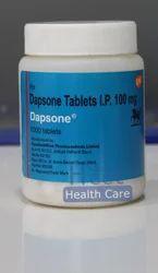Dapsone Diaminodiphenylsulfone Tablets