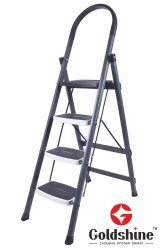 Household Anti Skid Folding Ladder