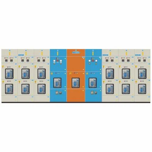Power Control Center for Industrial / Infrastructure
