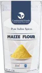 Continental Foods Vegetarian Maize Flour, Packaging Type: Stand Up Zip-lock Pouch