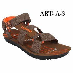 77033a6c7f1d Sporter Men Boys Brown-A-3 Sandals   Floaters