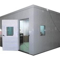 Sound Proof Room for Machines