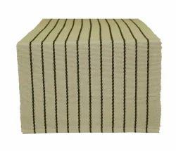 Airwill Stripe Rib Runner, Size: 45 X 140 cm