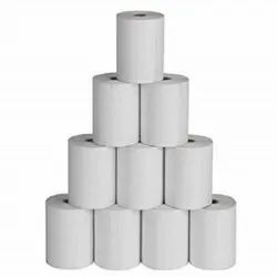 Thermal Paper Roll - 80mm X 25 mtr - (set of 10 roll )